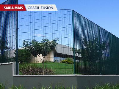 Esta é uma imagem ilustrativa do Gradil Fusion